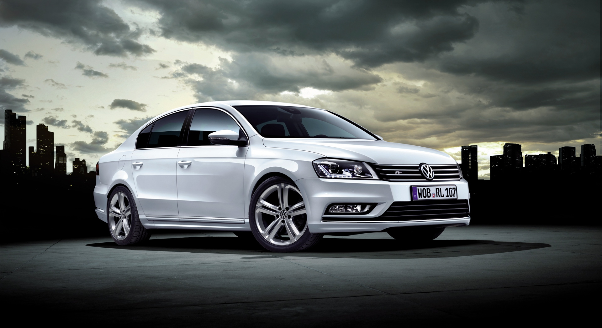 volkswagen passat r line hd desktop wallpapers 4k hd. Black Bedroom Furniture Sets. Home Design Ideas