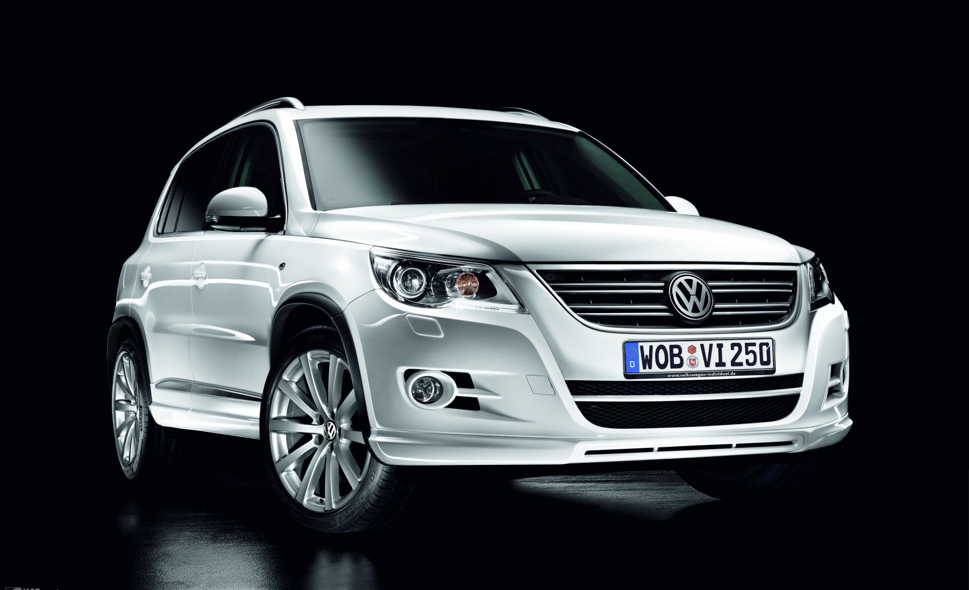volkswagen tiguan wallpaper pc