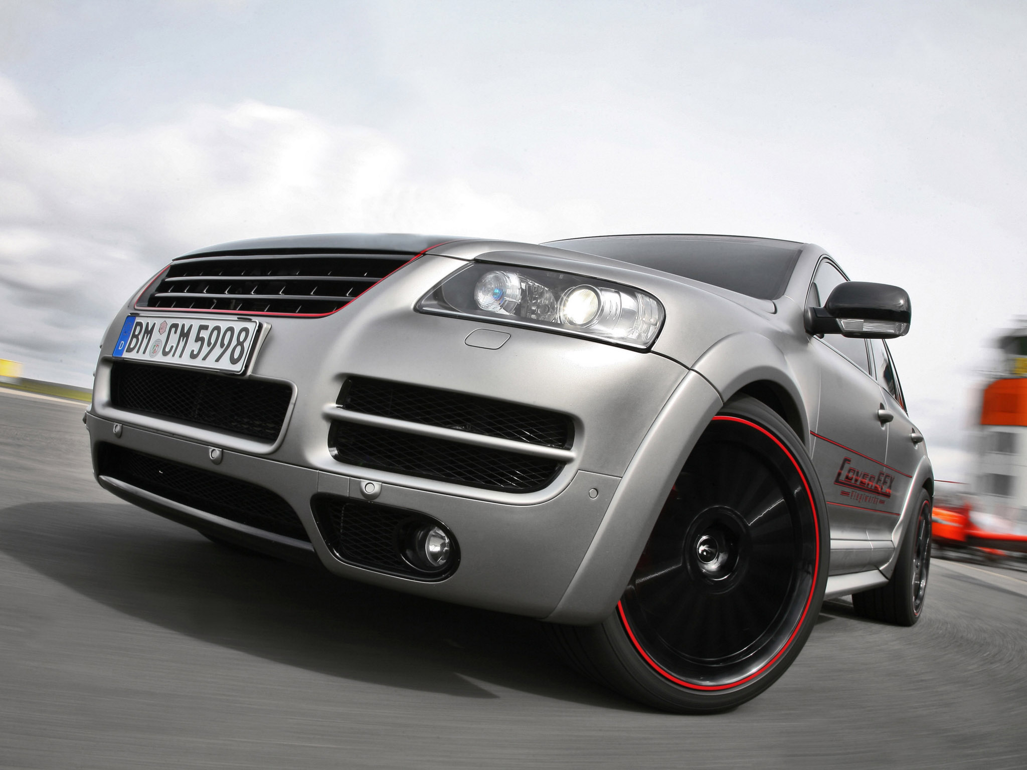 volkswagen touareg cool wallpapers