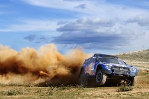 volkswagen touareg racing