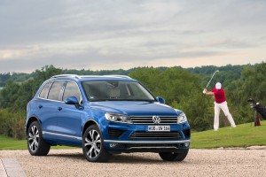 volkswagen touareg specification
