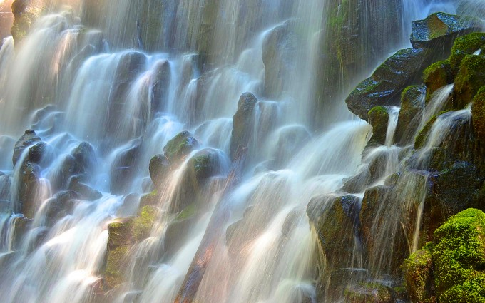 waterfall images usa