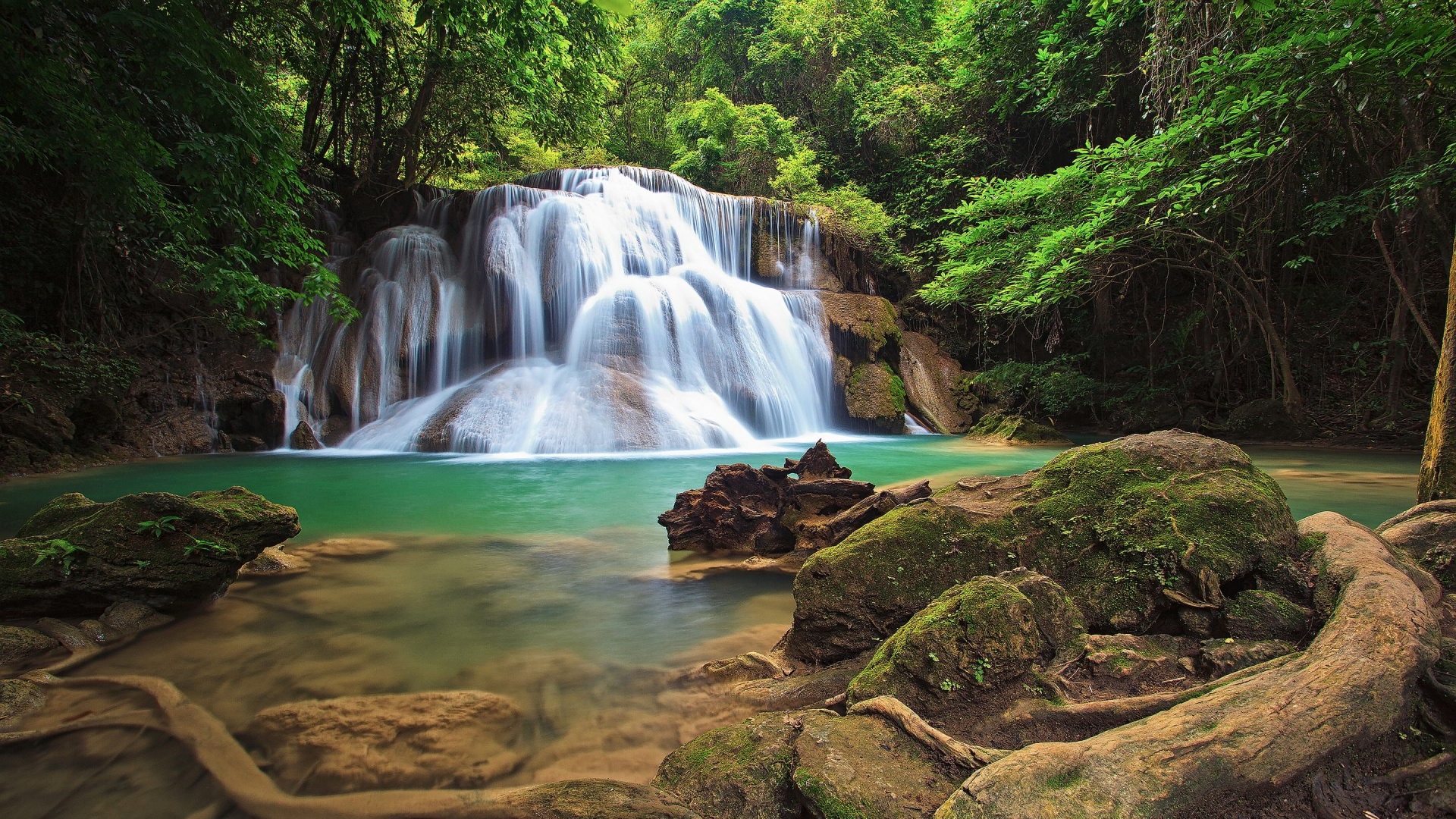 amazing waterfalls wallpapers