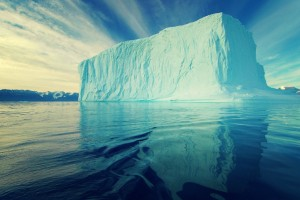 arctic wallpaper iceberg