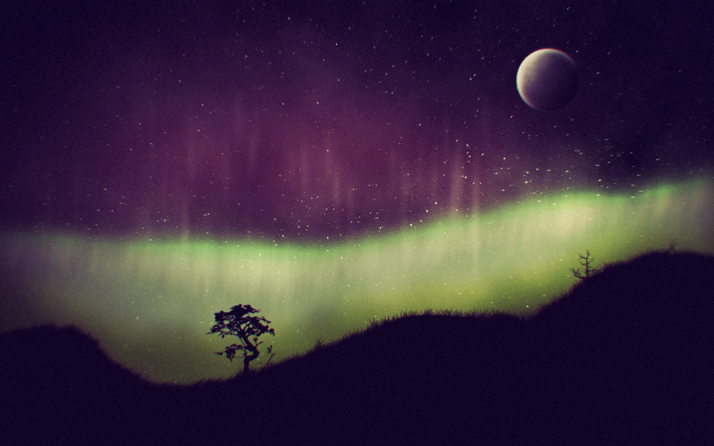 aurora borealis wallpaper background