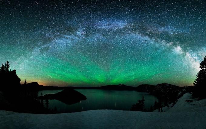 aurora pictures hd