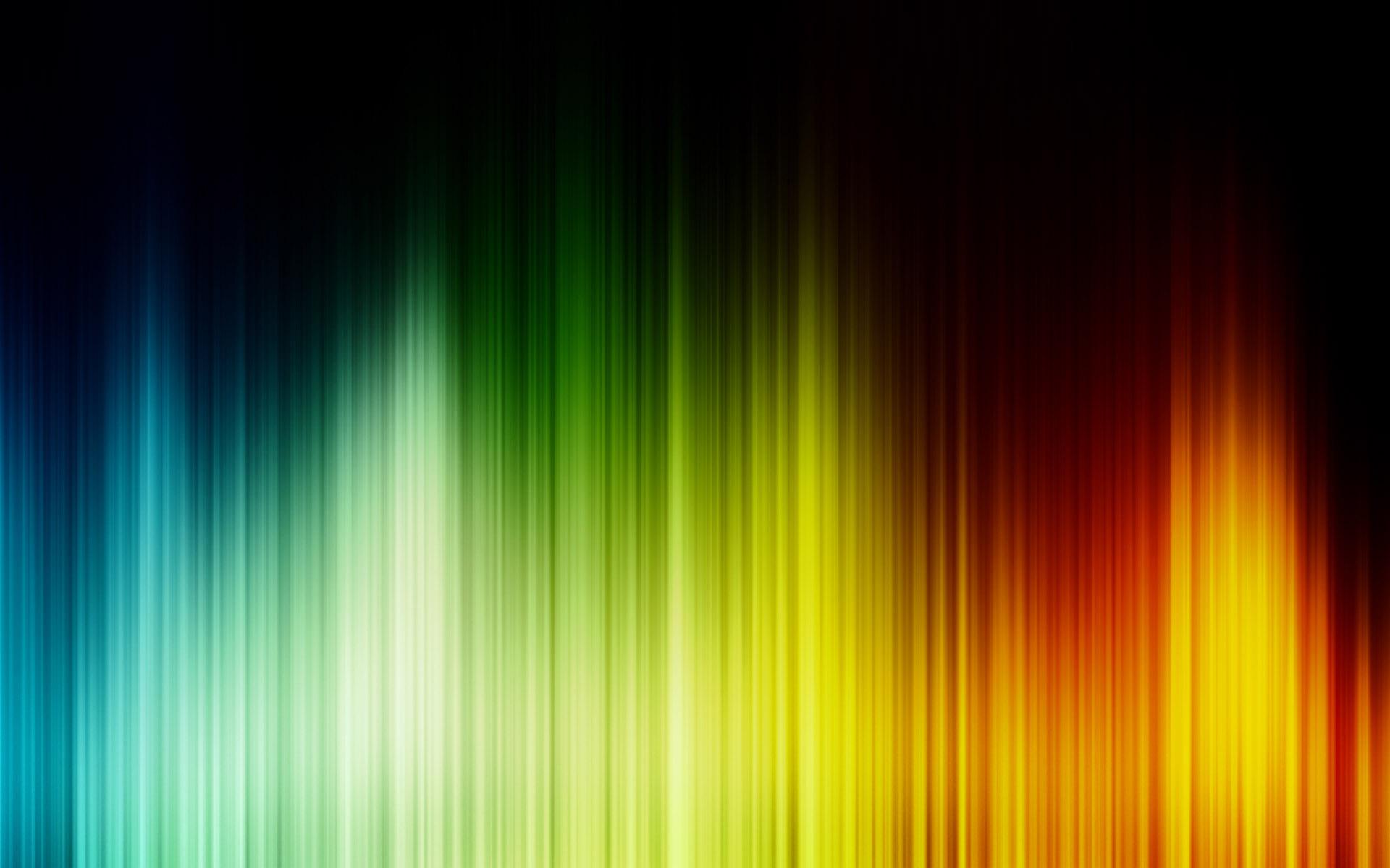 aurora wallpaper colors