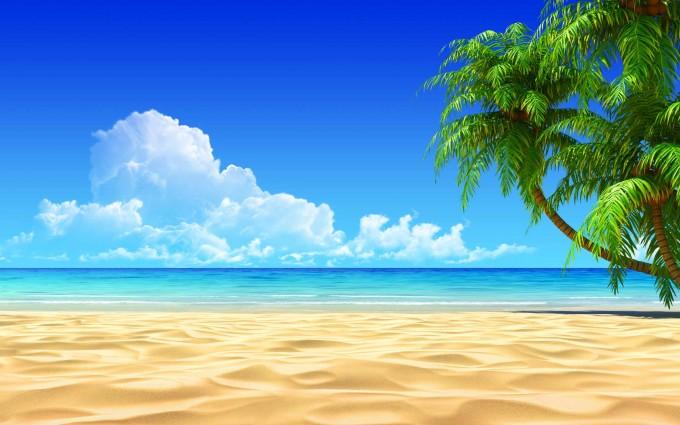 beach wallpaper A1