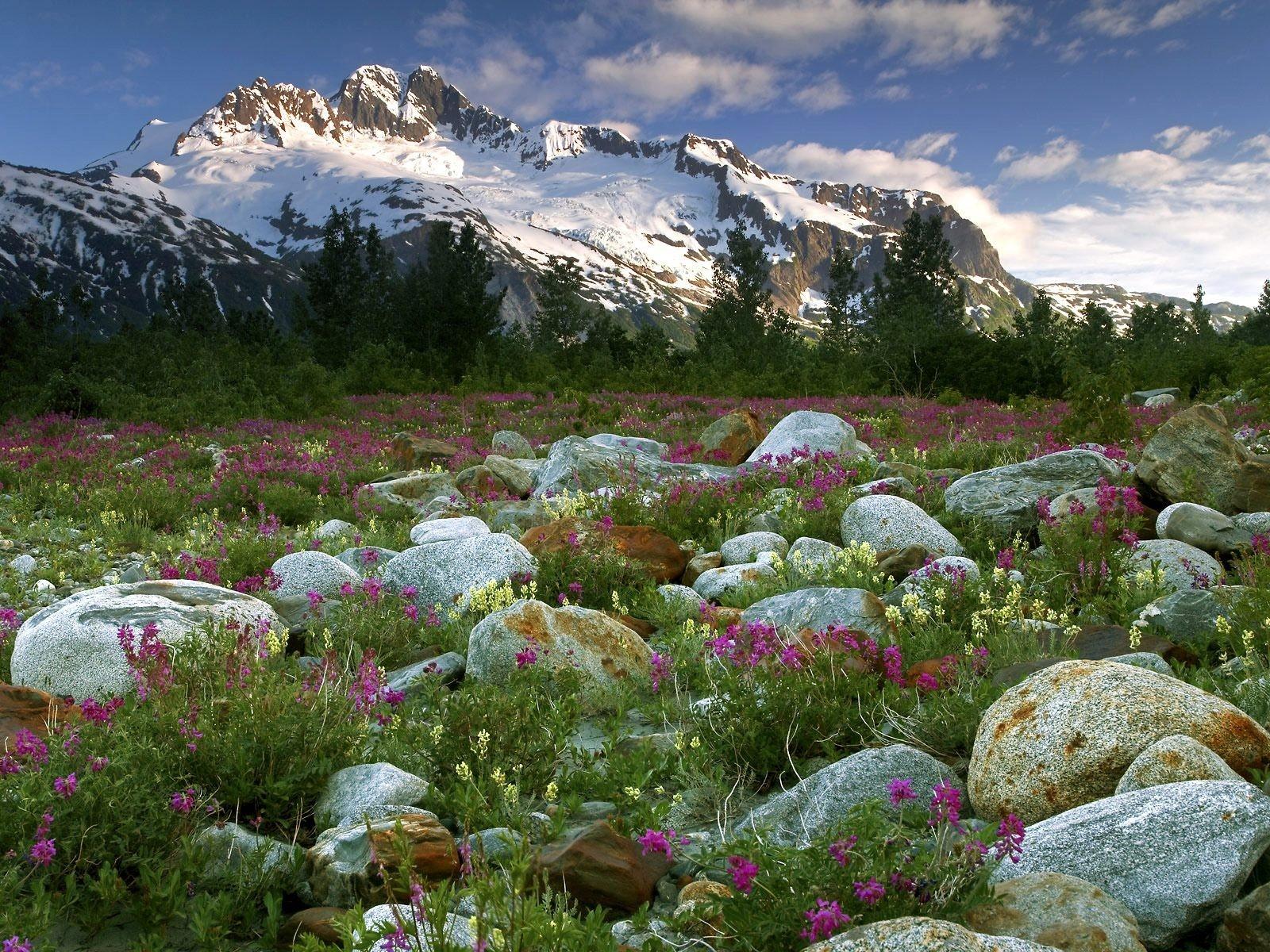 boulders mountain