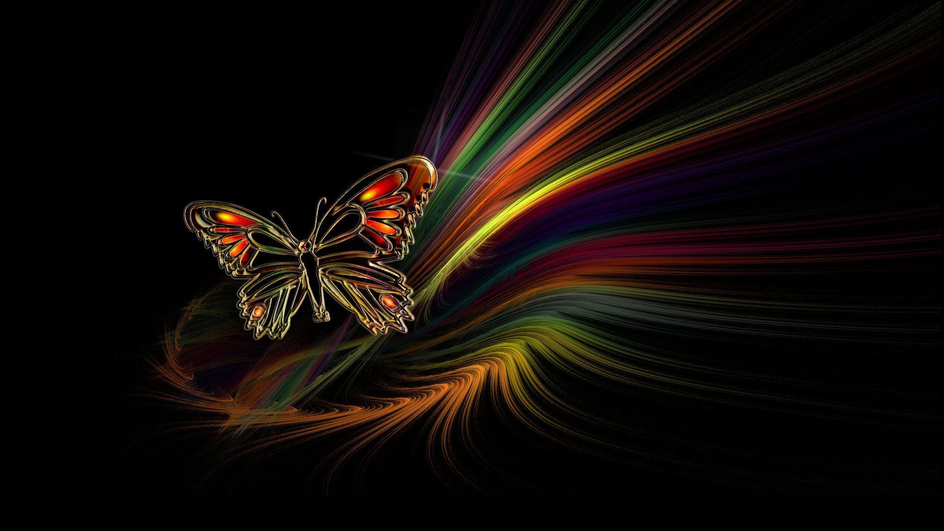 Butterfly Free Download HD Desktop Wallpapers K HD - Butterfly wallpaper for computer desktop