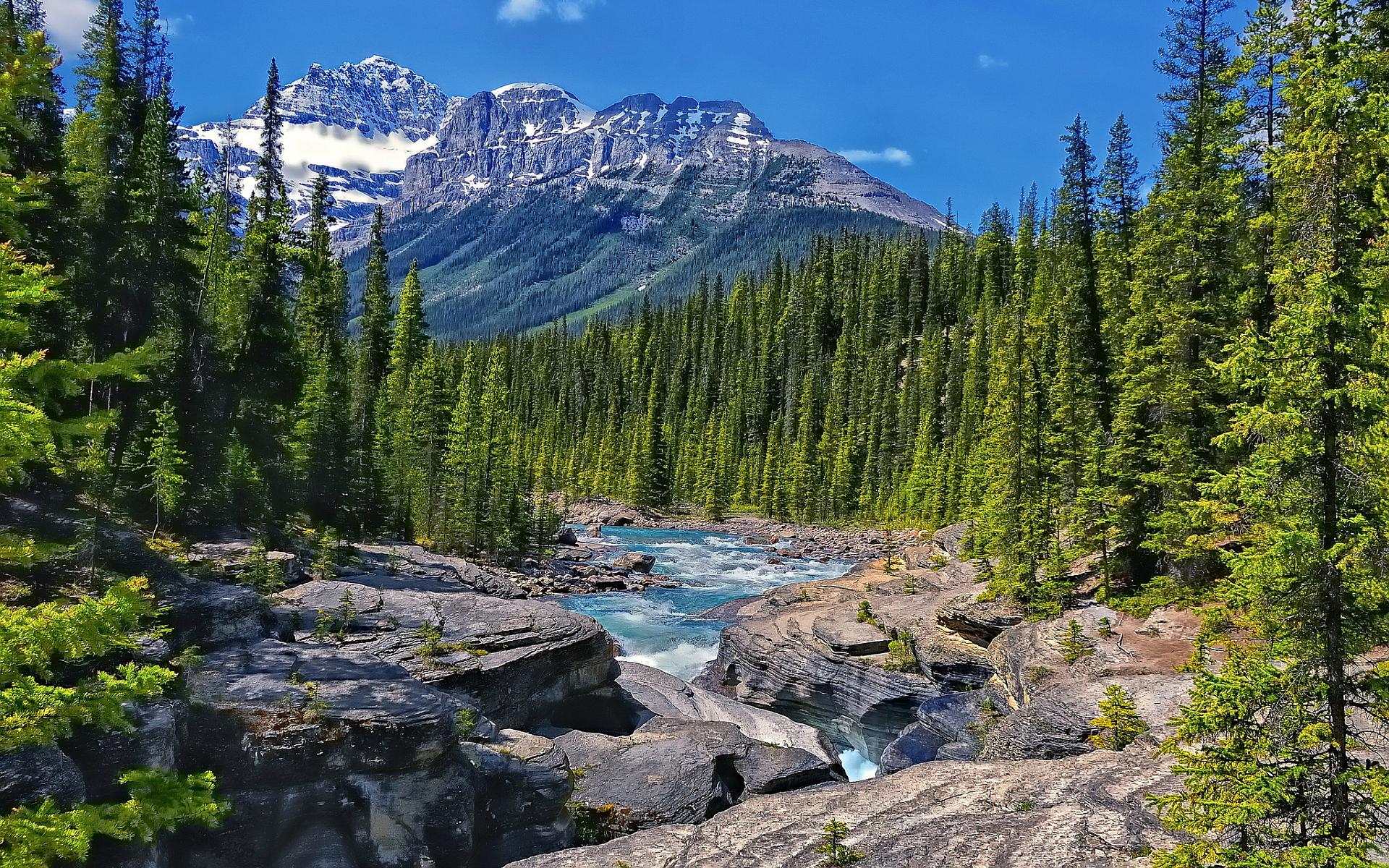 canada nature wallpaper