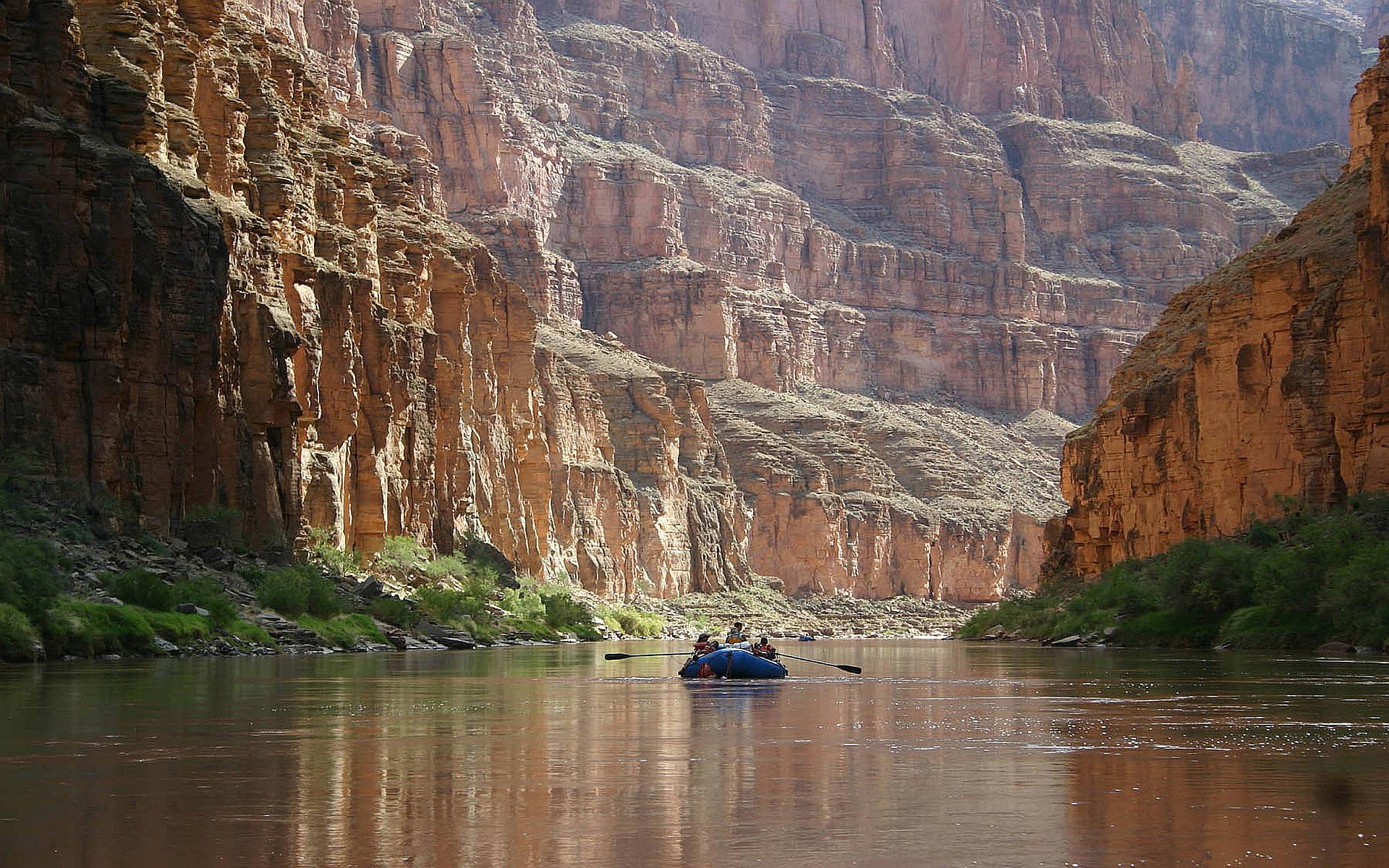 canyon wallpaper arizona