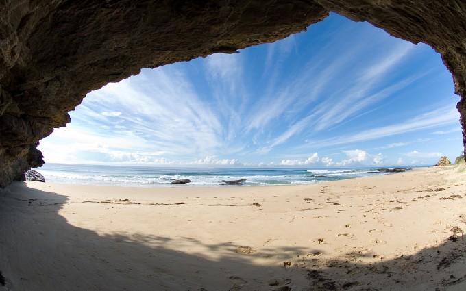 cave images ocean