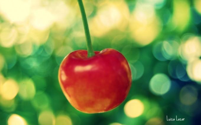 cherry close up