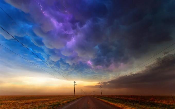 cloud wallpaper landscape