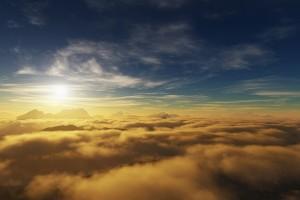 cloud wallpaper sunset nice