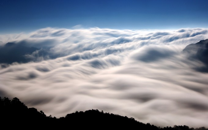 clouds country wallpaper