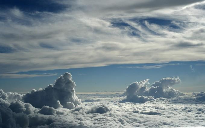 clouds nature
