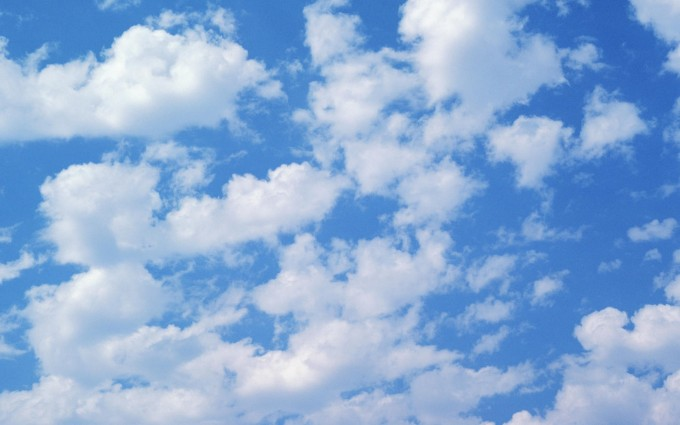 clouds pictures blue sky