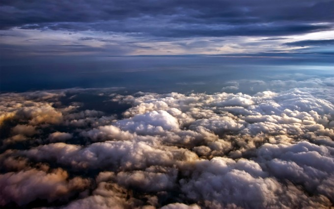 clouds wallpaper android