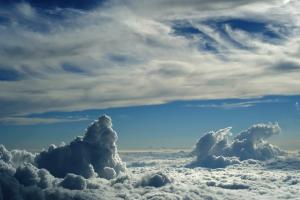 clouds wallpaper computer