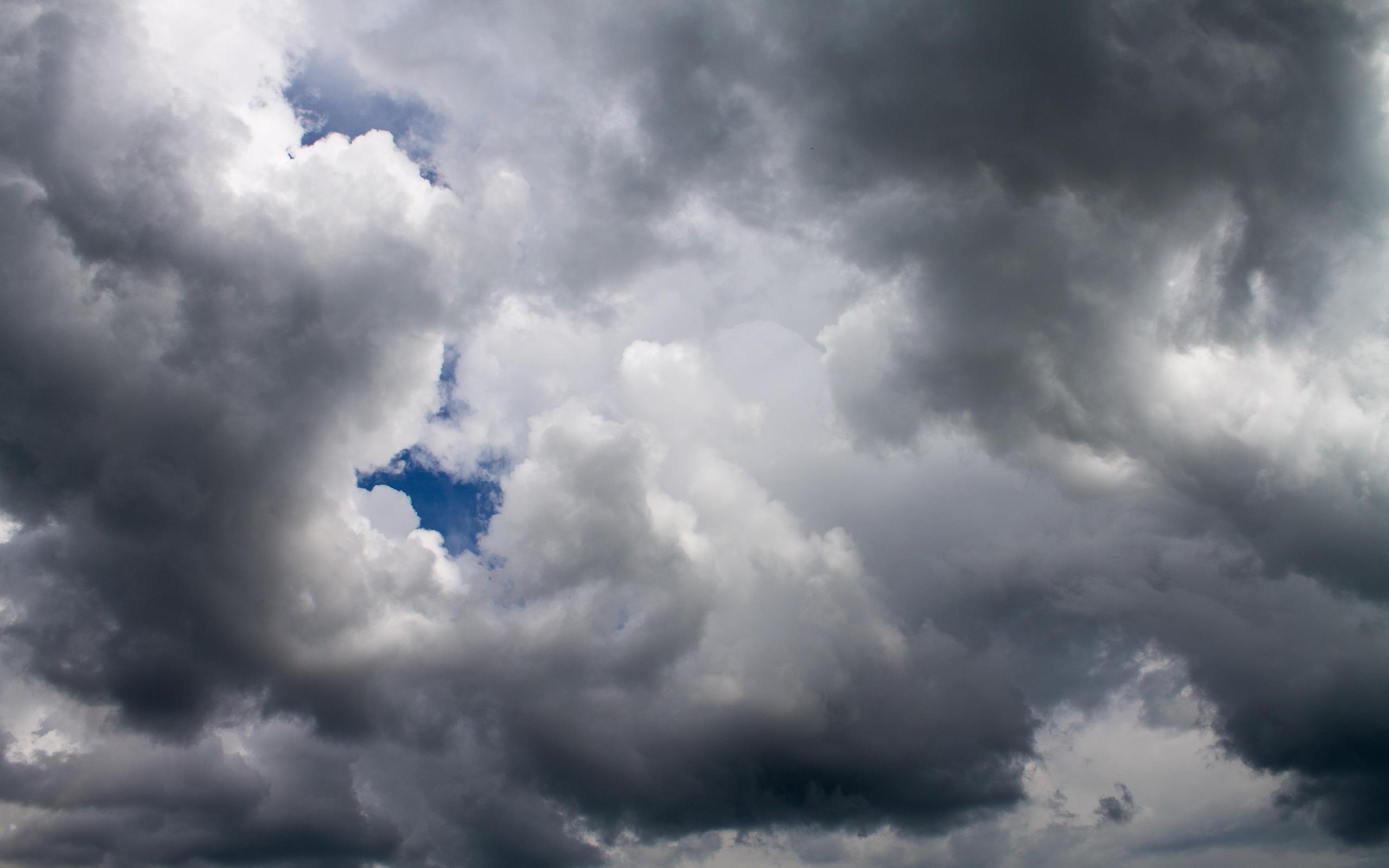 clouds wallpaper storm