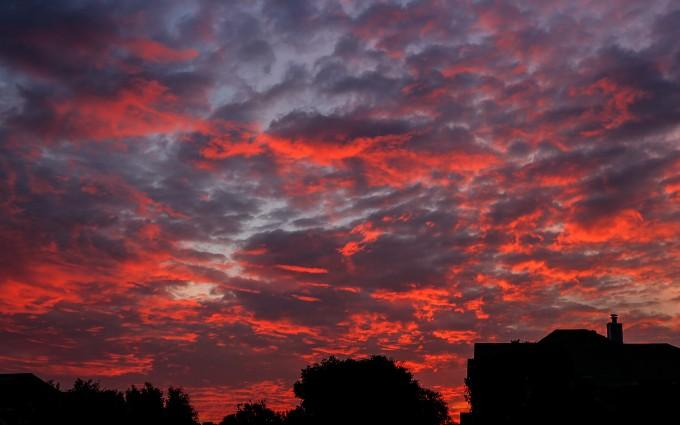 clouds wallpaper sunrise hd