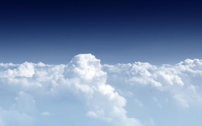 clouds wallpaper tablet