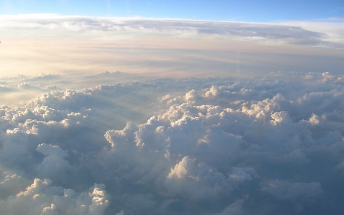 clouds wallpaper whites