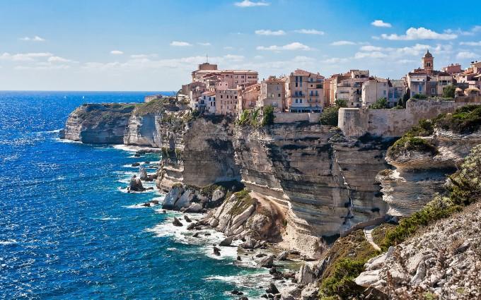 coast corsica