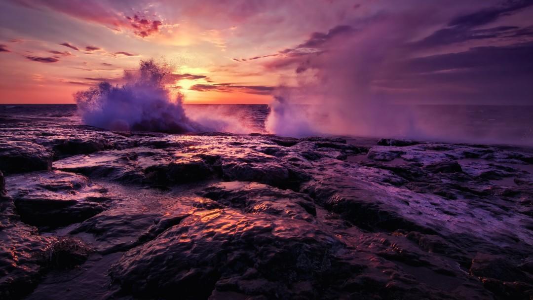 bing desktop wallpaper sunset - photo #27
