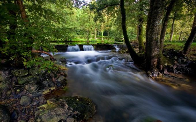 creek stream