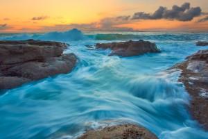 desktop backgrounds ocean eaves