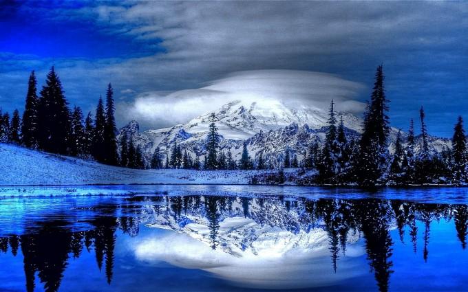 desktop winter backgrounds