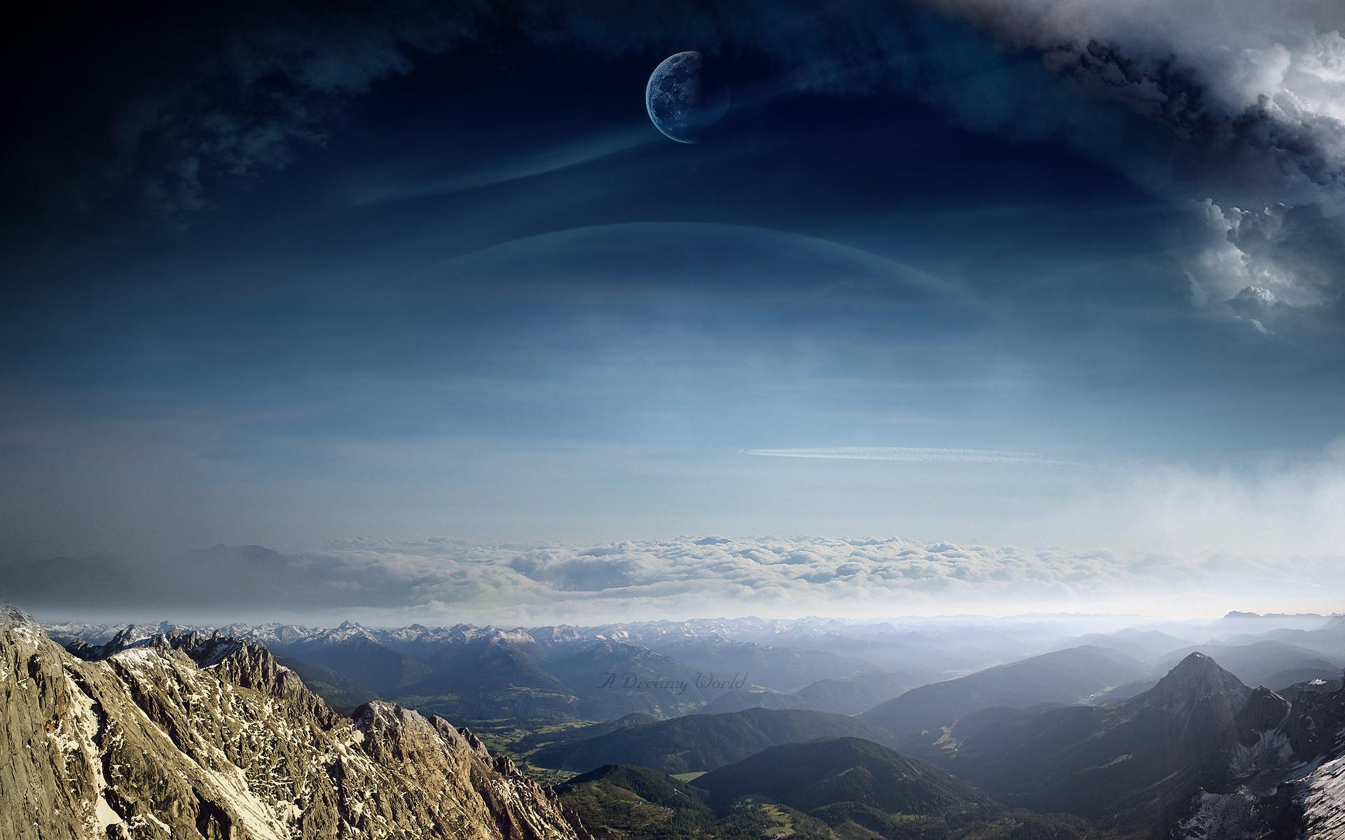 dreamy clouds - HD Desktop Wallpapers | 4k HD