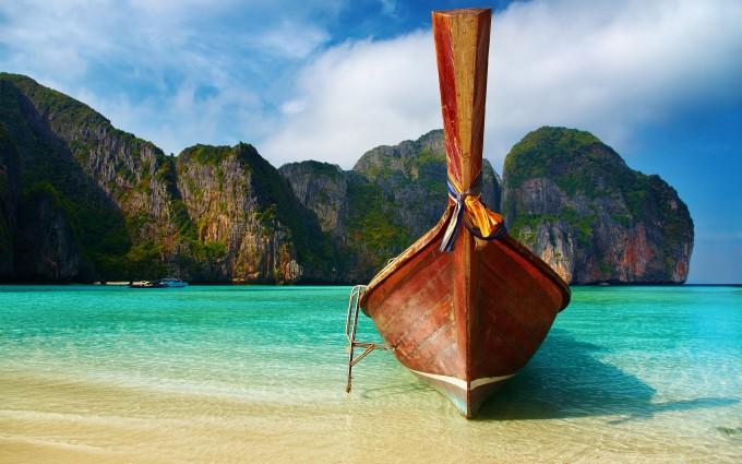 exotic wallpaper beach