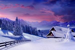 free wallpaper winter