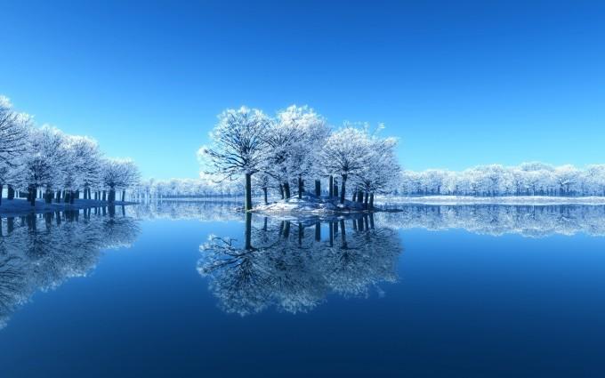 free winter desktop backgrounds