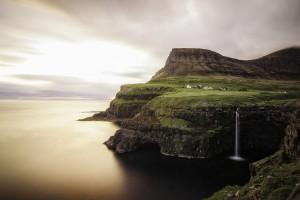 gasadalur faroe island