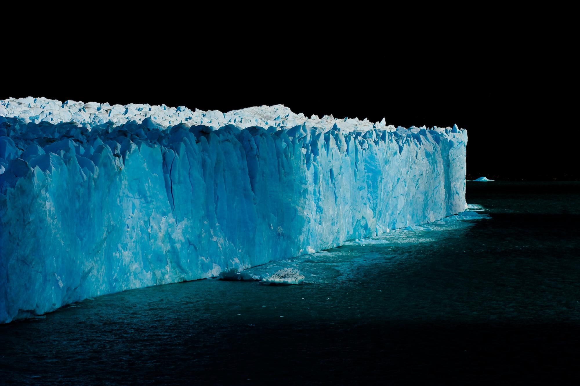 glacier wallpaper antartica