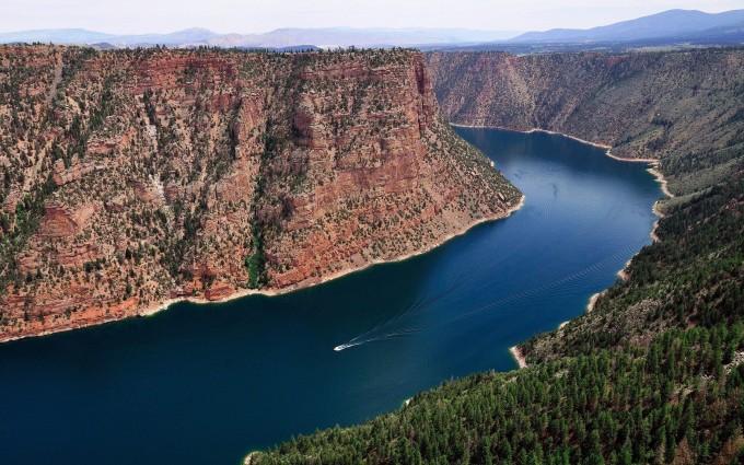 gorge reservoir