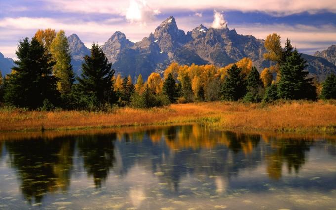 nature autumn landscape