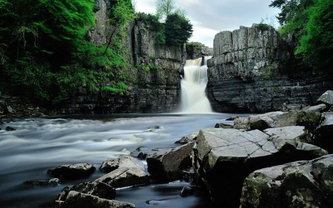 hd waterfall wallpaper