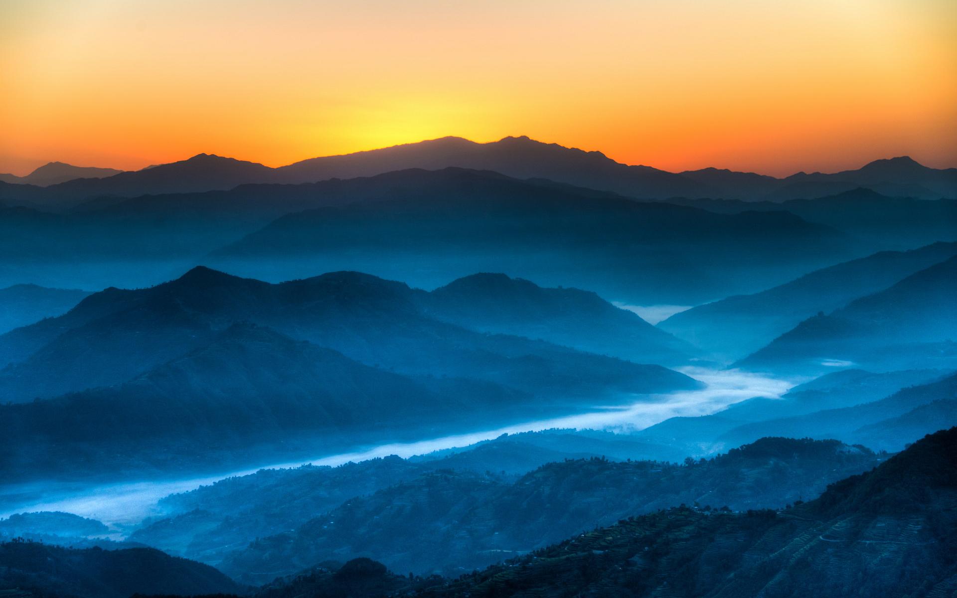 Himalaya - HD Desktop Wallpapers