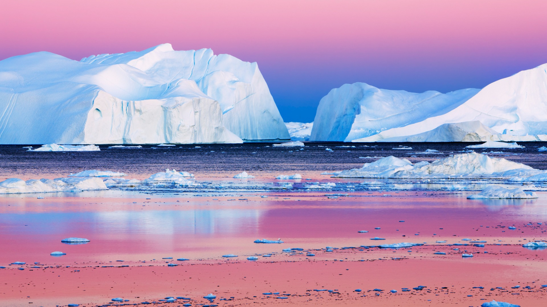 iceberg wallpaper antartica