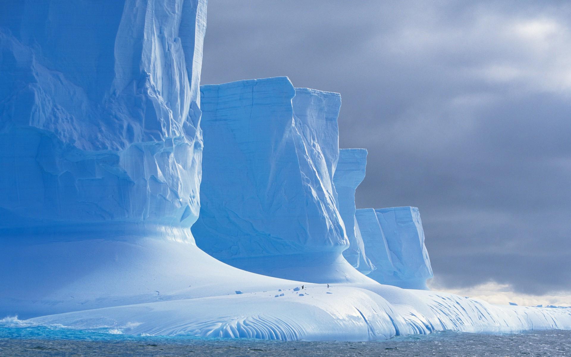 iceberg wallpaper arctic