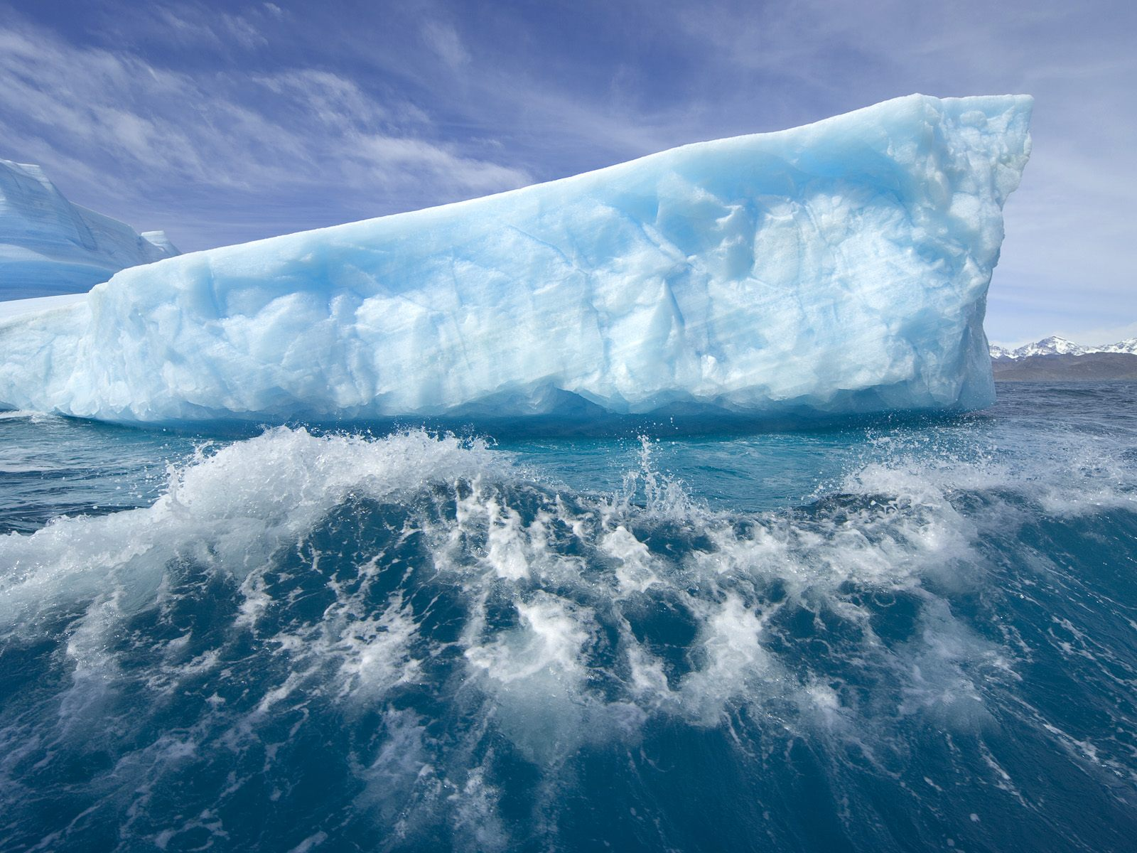 iceberg wallpaper ocean