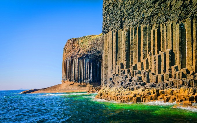 island wallpaper scotland
