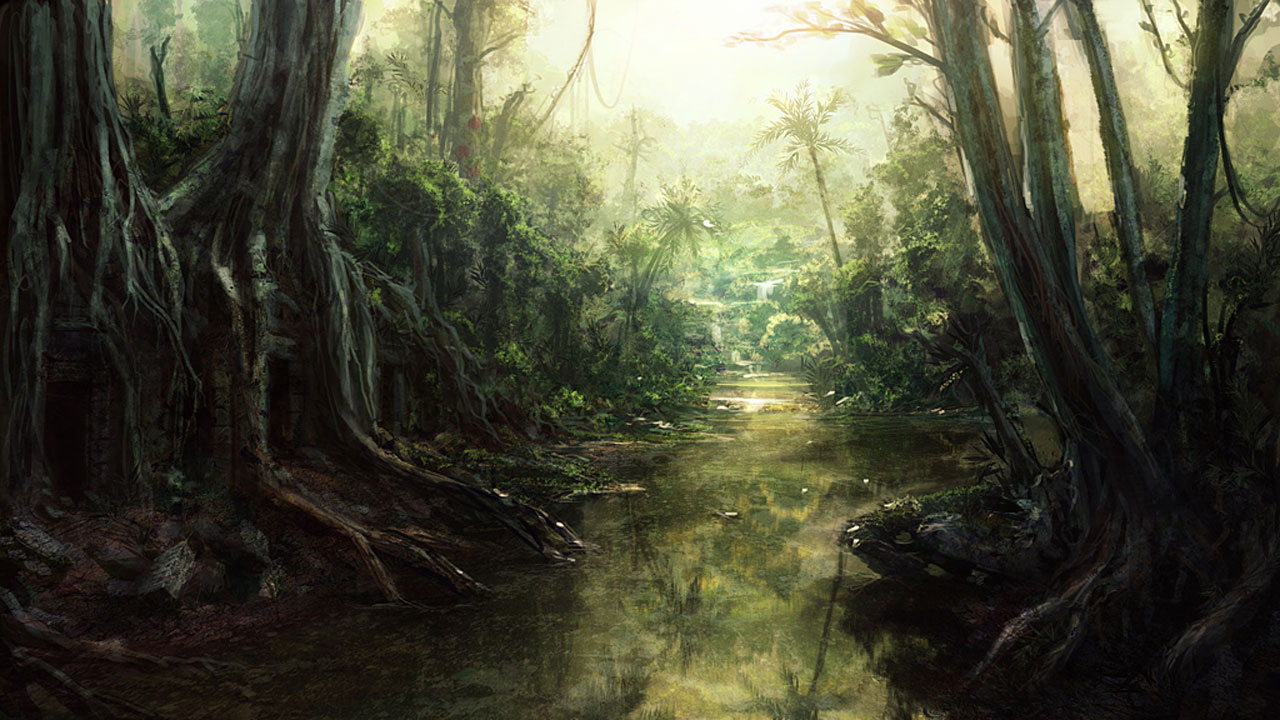 jungle wallpaper A7