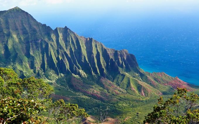 kalalau valley hawaii